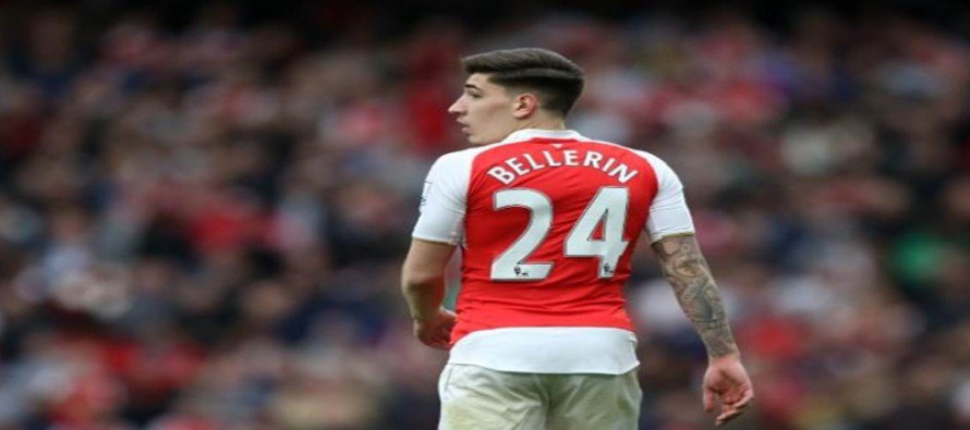 Bellerin keen to stay at Arsenal