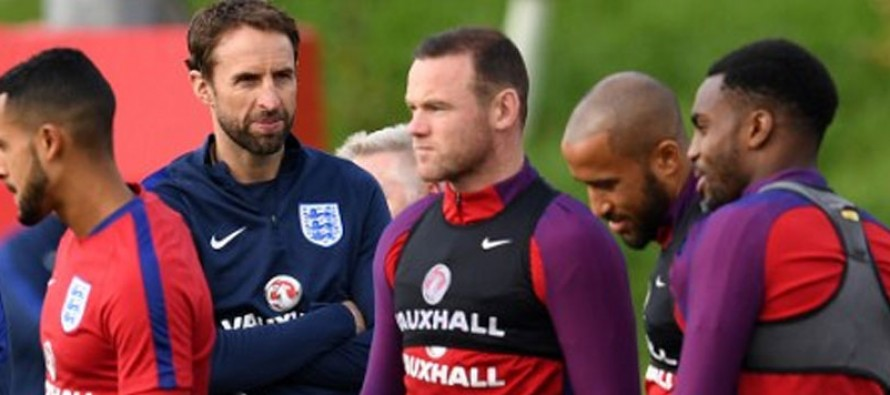 I don't fear England job, says Southgate