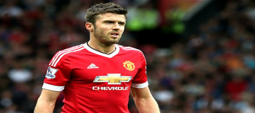 Too early to write off Man United from title race – Carrick
