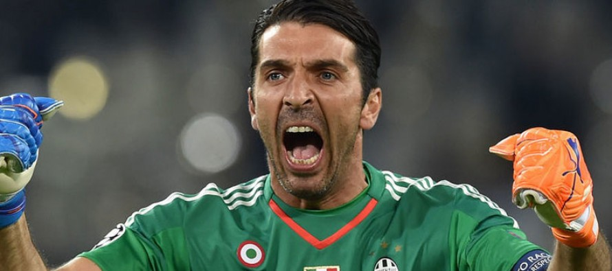 Buffon says Juventus still far from the finished product
