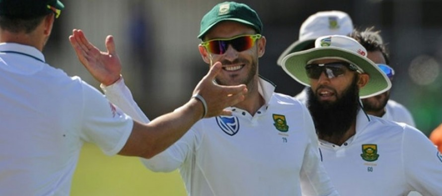 Du Plessis urges Proteas to go for Aussie jugular