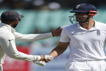 Confident Cook ready for India spin Test