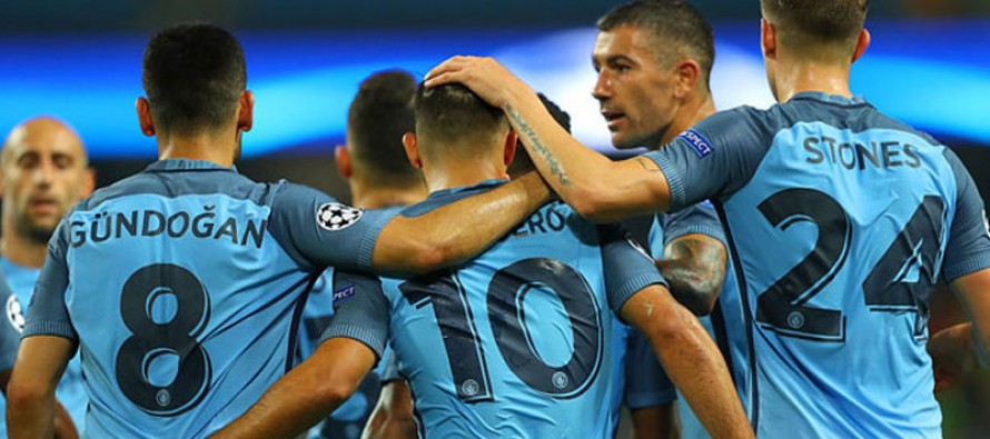 Manchester City look to cap week to remember