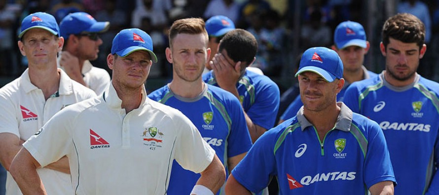Lehmann warns Aussies after Perth capitulation