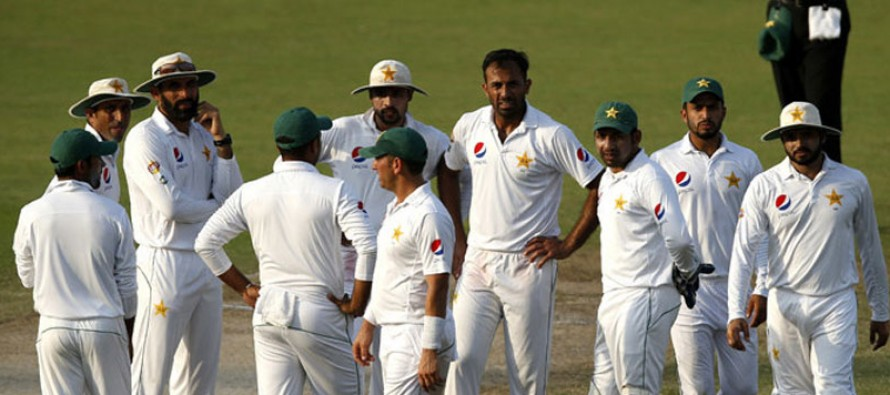 Pakistan Test to go ahead after N.Zealand quake