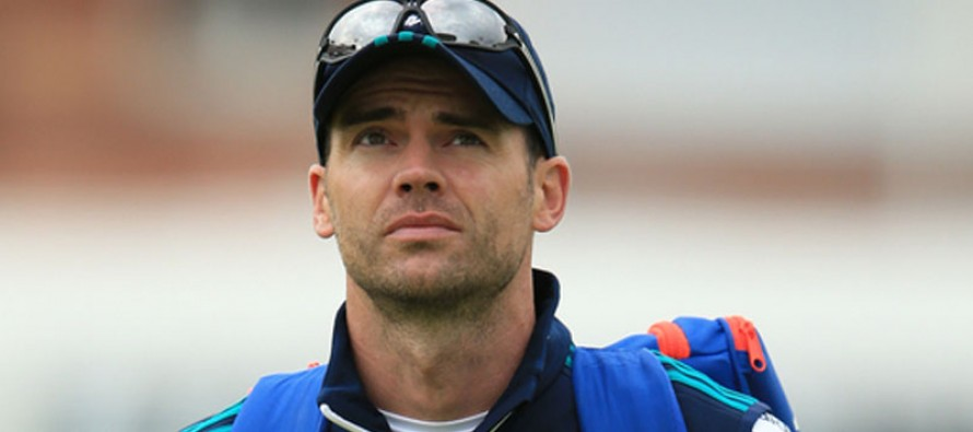 England boost as Anderson set for India