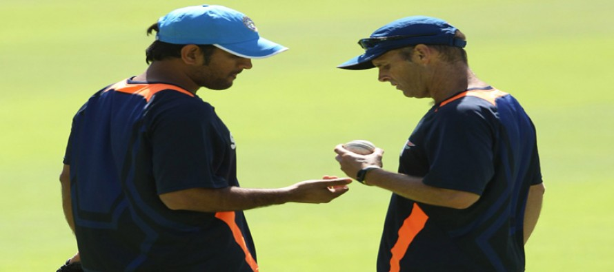 """""""You replace M S Dhoni at your peril,"""" warns Gary Kirsten"""