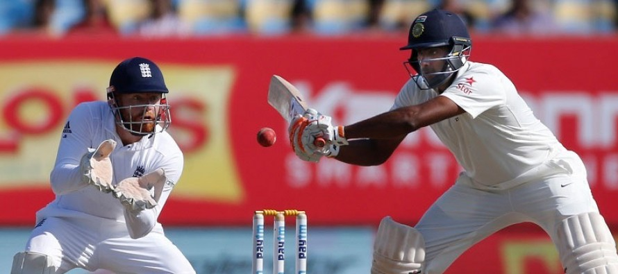 Ashwin comes to India's rescue in England Test