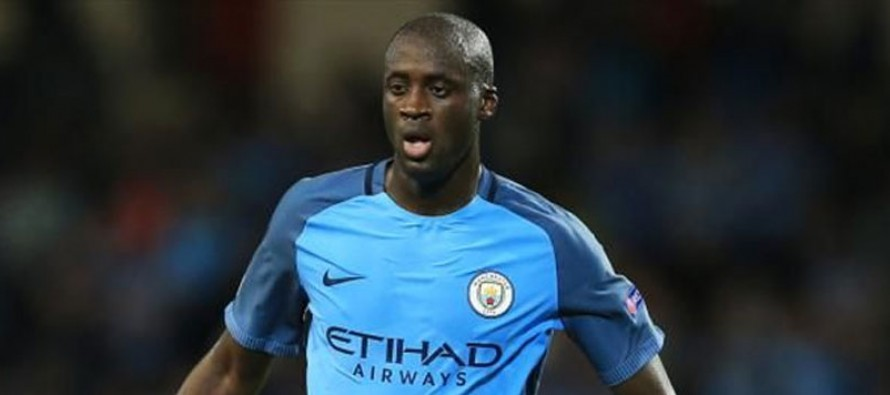 Toure apologises to Man City for 'misunderstandings'