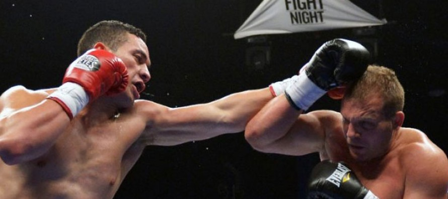 Parker to face Ruiz for WBO heavyweight belt in Auckland