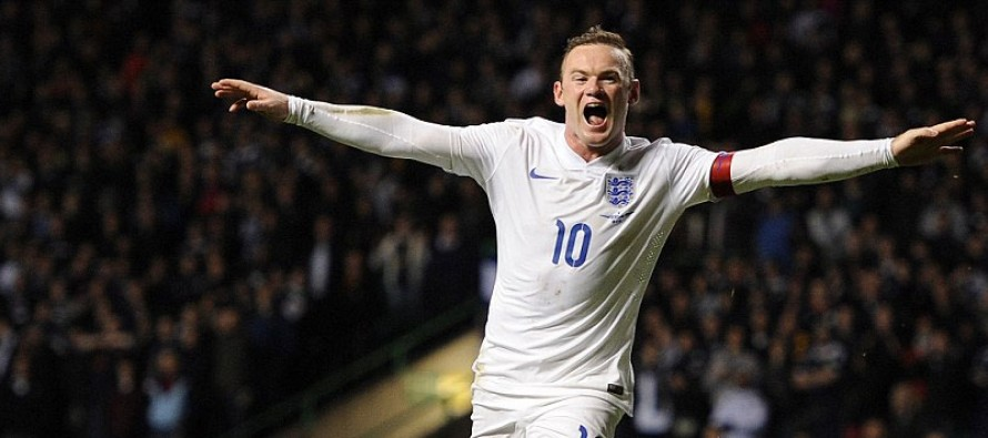 Rooney to make England return against Scotland