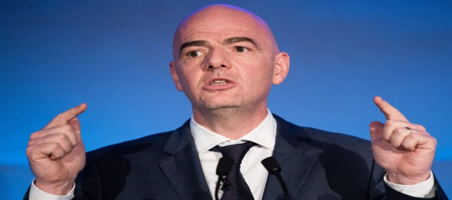 Infantino wants to clean up transfer system