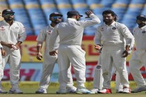Indian spinners deal early blows to England