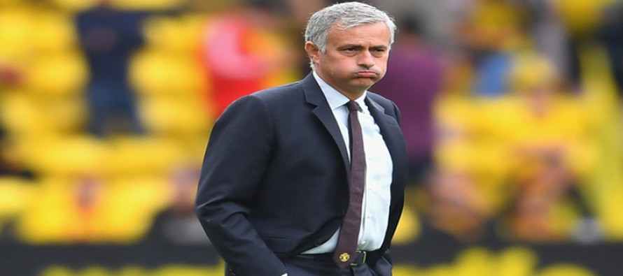 Mourinho faces touchline ban as woes pile up
