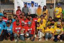 Sports festival for deaf concluded in Karachi