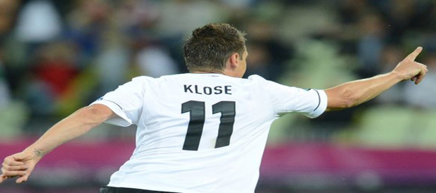 Five things about Miroslav Klose