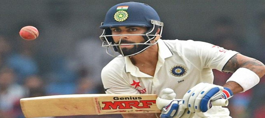 Kohli says not bothered by past England flops