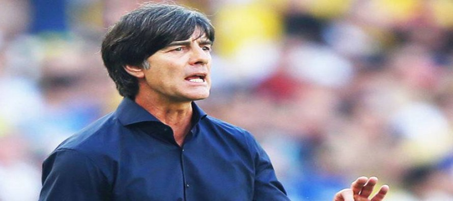 Goal record is not Germany's aim against San Marino – Loew