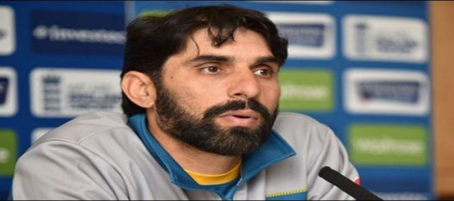 """Records aren't as important as performances,"" says Misbah"