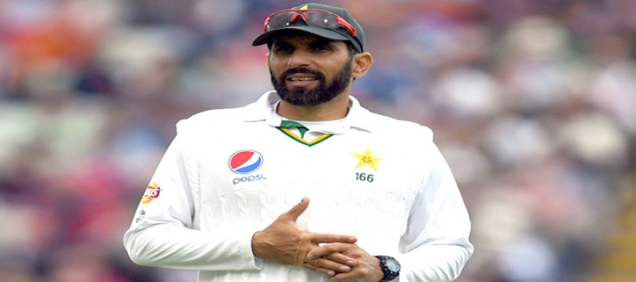 """""""Always the no. 1 ranking is a big motivation,"""" says Misbah"""