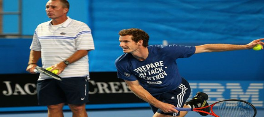 Murray won't relax after taking top spot
