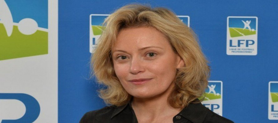 France elects first woman football chief