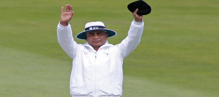 India's Ravi to officiate Pakistan's test matches against NZ