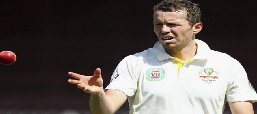 Siddle back to face South Africa