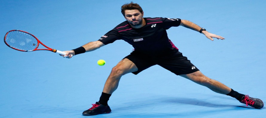 World number one might be a step too far, says Wawrinka