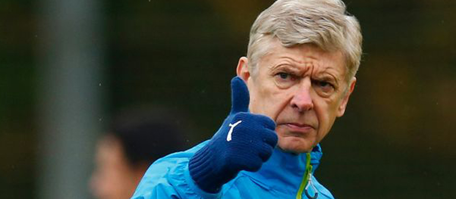 Wenger tells Arsenal to be brave against Man City