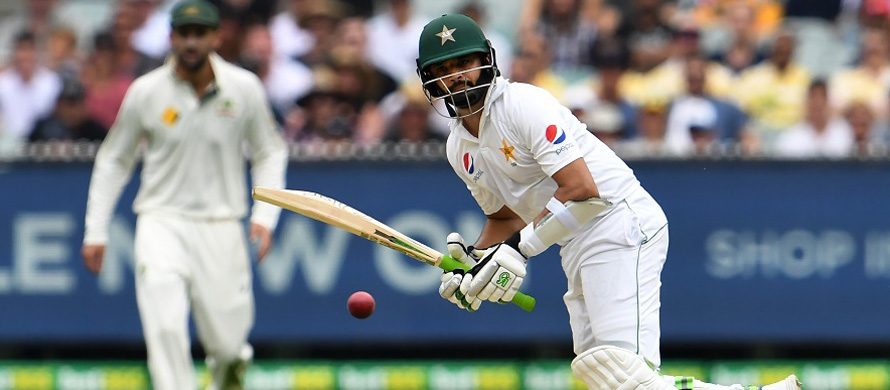 Azhar is showing himself as one of the best batsmen Pakistan ever had: Wahab