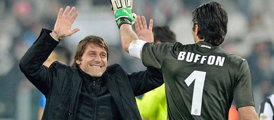 Chelsea's success under Conte does not surprise Buffon