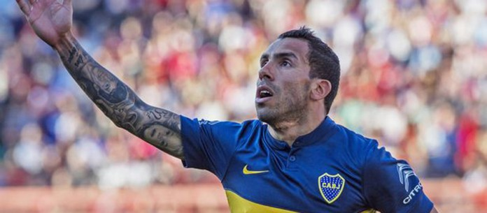 Tevez tops money charts with 38-million-euro pay
