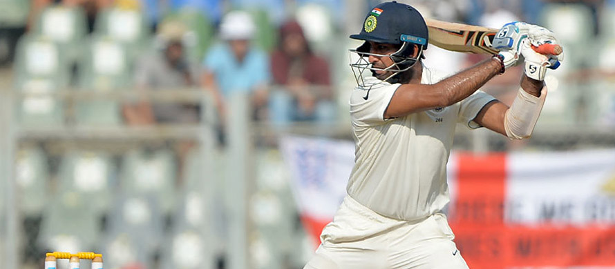 India make strong start in reply to England's 400