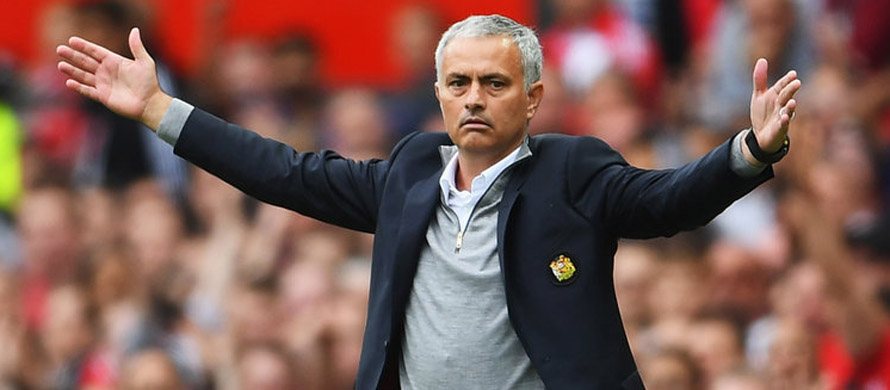 Unfair that inferior teams are higher than United - Mourinho