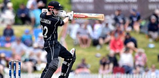 Williamson, Broom sweep series for New Zealand