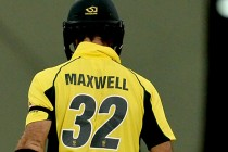Maxwell fined for 'disrespectful' teammate comments