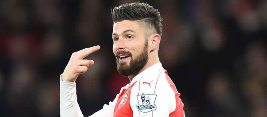 Giroud late show lifts Arsenal