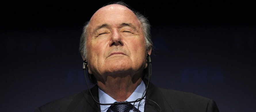 Blatter suffers one last defeat over FIFA misconduct