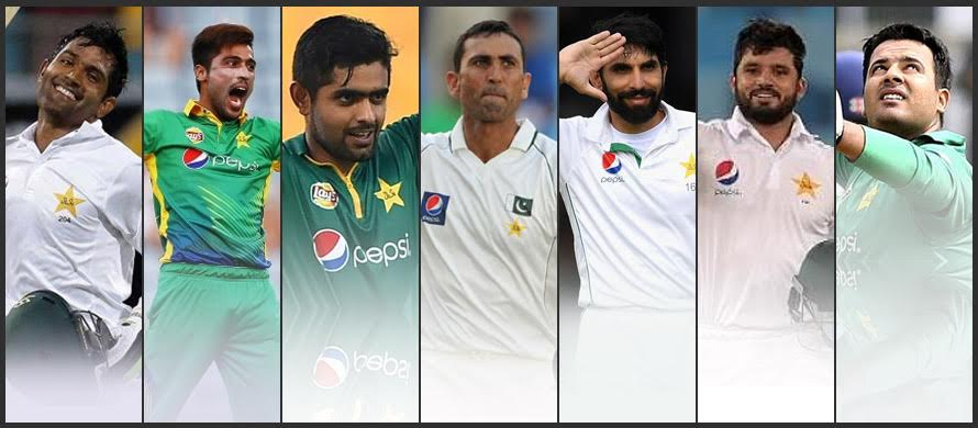 Seven powerful performances from Pakistani cricketers in 2016