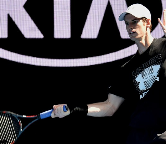 Sir Andy to be treated like 'royalty' in Melbourne