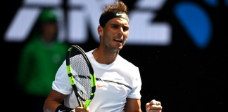 Ruthless Nadal mangles Mayer to negotiate first hurdle