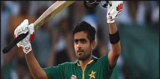 Babar Azam shines for Pakistanis against CA XI