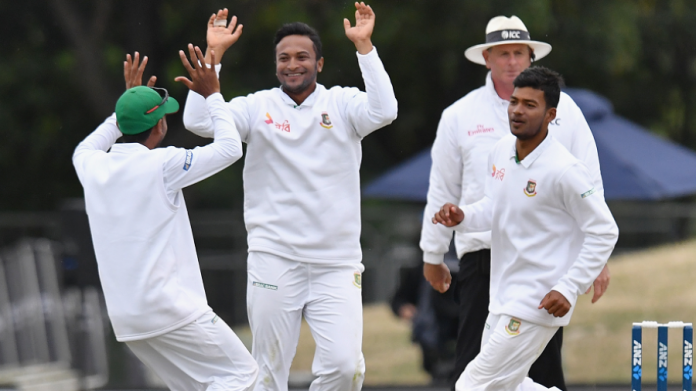 Shakib magic cleans out New Zealand middle order