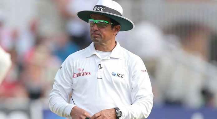 Aleem Dar becomes first cricket umpire to officiate 332 international games