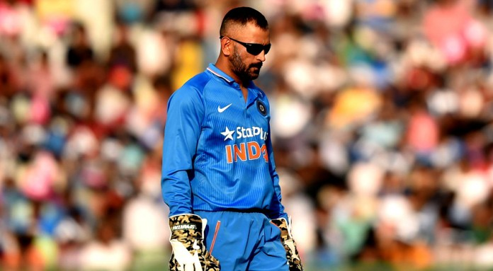 Dhoni steps down as India's limited overs captain