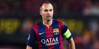 Injured Iniesta irreplaceable, says Enrique