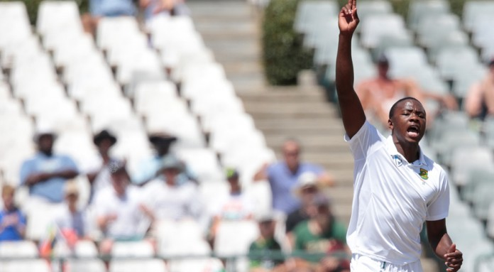Rabada runs riot as South Africa win test
