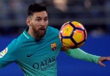Messi and Suarez help Barca to down Eibar, Sevilla stage fightback
