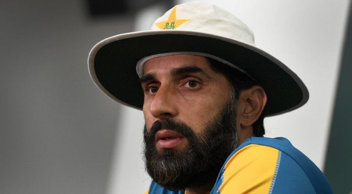 Chappell's comments do not suit his stature, says Misbah